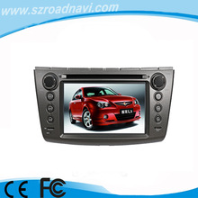 HD Touch Screen dvd car audio navigation system for Lotus L3