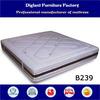 true sleeper memory foam ikea latex mattress (B239)
