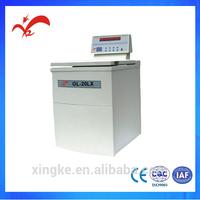 GL-20LX High speed Refrigerated Laboratory blood separation hospital centrifuge, bio-tech centrifuge blood bank