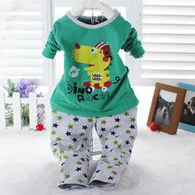 2014 nuova primavera disegno orso baby boy vestiti a buon mercato prezzo da bambino vestiti fabbrica