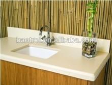 European design hotel commercial bathroom sink countertop