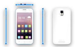 """M1--OEM Smart phone MTK 6572 dual core 4.5"""" 4+32g cheap dual sim mobile phone"""