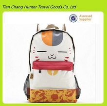 Japan cartoon character lovely cat backpack for kids gift ,gift backpack