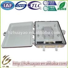 ftth ABS material optical fibre communication&fibre optics connector&fibre optic junction box