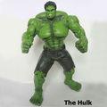 o hulk brinquedos figura de ação pvc 26cm principal material verde poderoso hulk brinquedos figuras de ação