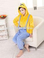 2014 Cheapest Minion Rush adult animal onesie pajamas