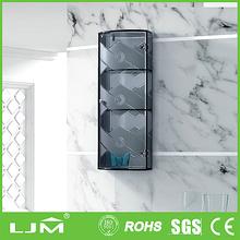 Premium anti scratch kitchen cabinet hinge lights self closing
