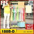 China wholesale vertical e fortemente secar roupa pole188b-d