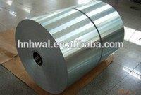 Hydrophilic aluminium foil for air conditioner/radiator