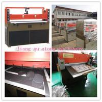 precise hydralic plastic sheet die cutting machine/dental lab die cutting machine/mini die cutting machine