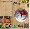 table stainless steel food metal thermometer