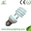 Half spiral energy saving lamp cfl light bulb with price