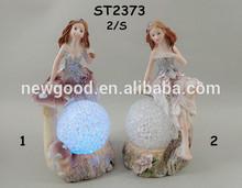 Fairy with Light Resin Fairy Figurines