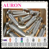 AURON flexible stainless steel bellow hose/stainless steel bellows pipe joint/stainless steel bellows pipe joint