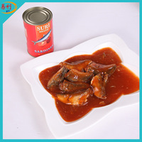 Kosher canned fish canned food
