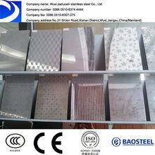 WuXi JiangSu good stainless steel decorative sheet manufacturer,stainless steel co.,ltd