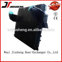 air cooled aluminum plate &bar aluminum turbo intercooler with high heat transfer