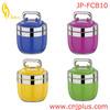 JP-FCB10 China Factory Metal Tin Pet Food Container