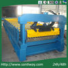 corrugated metal roofing tile forming machinery