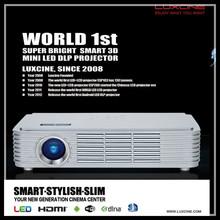 3d ready mini projector / hd mini led projector 3d 1080p /mini led video projector