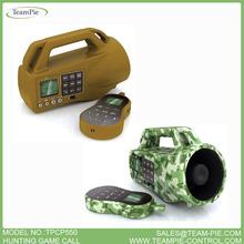 PROFESSIONAL MP3 BIRD CALLER , HIGH VOLUME BIRD CALLER , BIRD CALLER WITH REMOTE