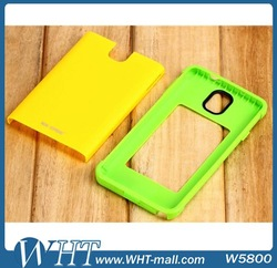 Phone Case for Samsung Galaxy S5 2 in 1 Detachable Cover