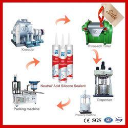machine for mastic butyl sealant