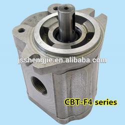 high pressure hydraulic gear pump,china hydraulic pump factory ,CBT-F4