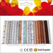 Eco-friendly furniture self-adhesive decorative paper