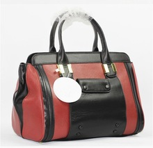 Hot selling woman handbag 2014 fashion lady designer handbag genuine leather bags woman wholesale