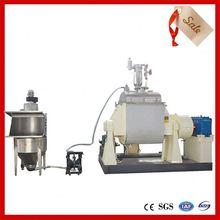 machine for polyurethane concrete joint sealant