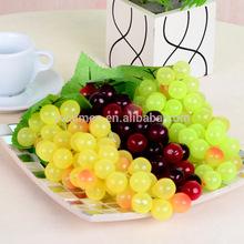 Yiwu Aimee forniture di vite in plastica grappoli di frutta, di plastica grappolo(am- fy01)
