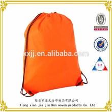 Customized Logo Branded Nylon Promotional Drawstring Bag
