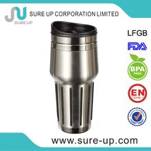 2012 bpa free 304ss single wall stainless steel water bottle