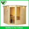 Chinese outdoor sauna room/ cheapest sauna room / heater