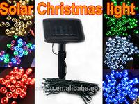 solar led christmas string light
