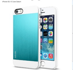 new brushed aluminum hard metal case for iphone 5 5s
