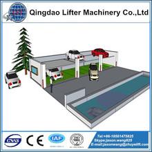 pit parking system