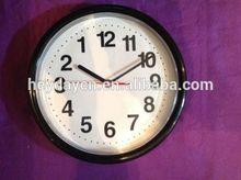 decoration running backwards clock