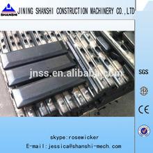 Yanmar VIO 50 rubber pad, rubber shoe,VIO40,VIO55,VIO70,VIO75,VIO80,VIO90,excavator rubber track,