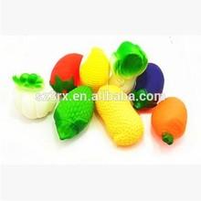 pvc baby bath toy,pvc toys vegetables,pvc free bath toy