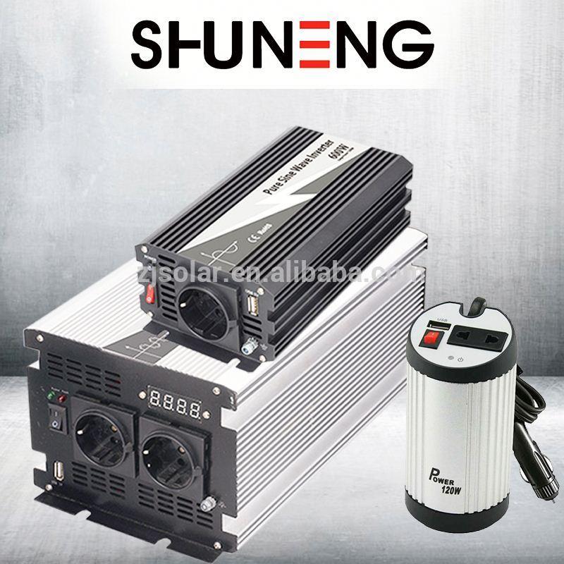Shuneng схема инвертор