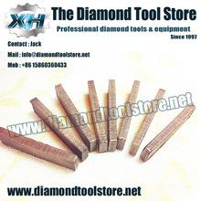 diamond circular saw blade segment for asphalt cutting