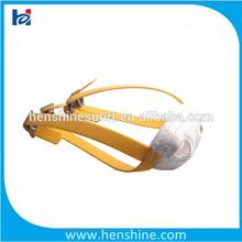 soft PVC chin strap safety american football helmet