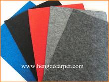 needle felt carpet for sale 100% polypropylene in good carpet price
