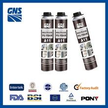 acoustical insulation pu foam sealant/pu/olyurethane sealant
