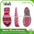 2014 mejor precio suelas de zapatos molde para la fabricación de unisex zapatos de deporte