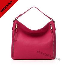 High quality indian leather bags for women fashion handbag tote handbag