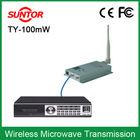 portable fm 100mw rca audio 1.2ghz wireless transmitter