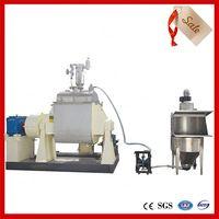 machine for tubeless liquid tire sealant